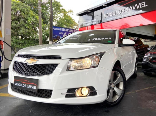 Chevrolet Cruze Lt Hatch Sport6
