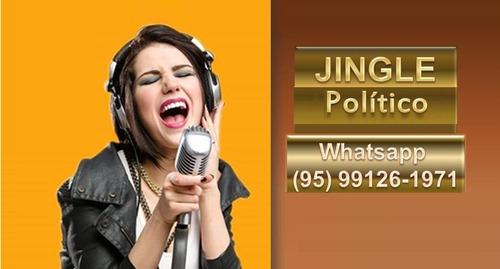 Jingle Político - Vereador