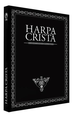 Harpa Cristã Pequena Brochura Cpad Original 636 Hinos 13x10