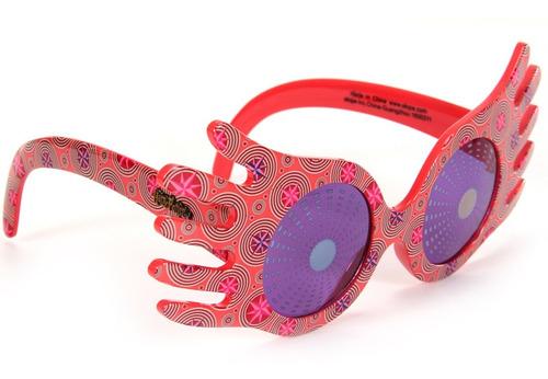 Luna Lovegood Spectre Glasses. Harry Potter