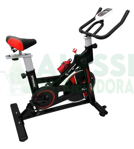Bicicleta Estática  Panel Digital