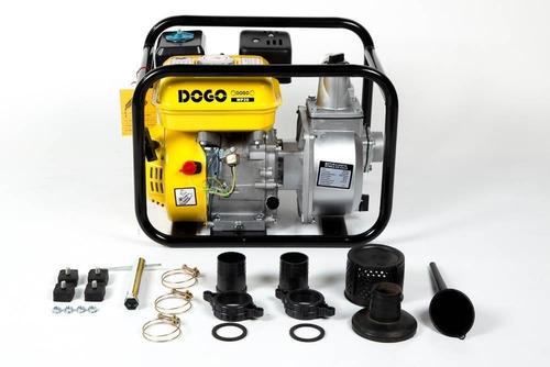 Motobomba Industrial Dogo Nafta 2 Pulgadas Wp20