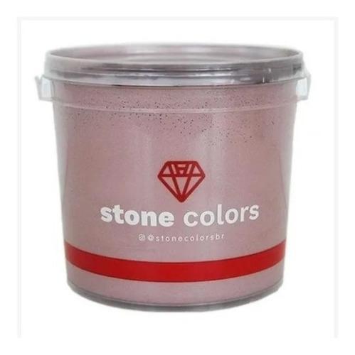 Tinta Cimento Queimado Perolizado  3,2 Kg Stone Colors