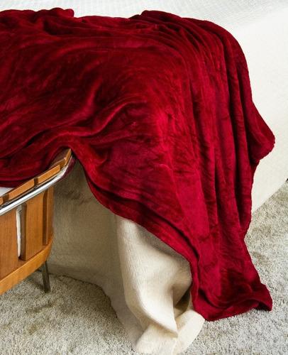 Cobertor Manta Microfibra Arte Cazza Casal
