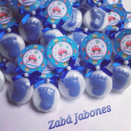 Recordatorios En Jabón Para Baby Shower Y Fiestas