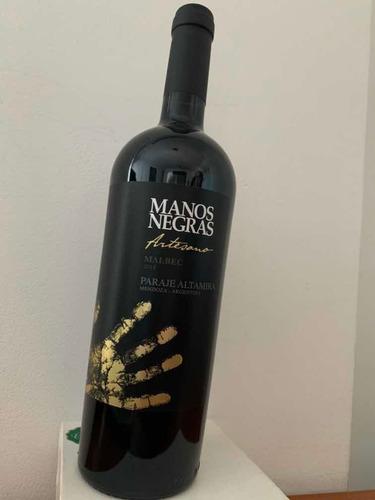 Artesano Malbec Bodega Manos Negras, Excelente!