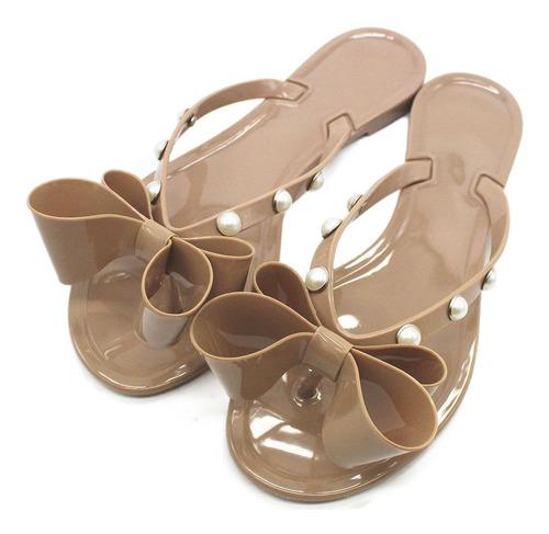 Moda Womens Arco Flip flops Sandálias Respiráveis Beach14604