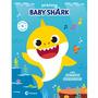 Livro Livrao Baby Shark: Atividades Para Aprender E Brincar