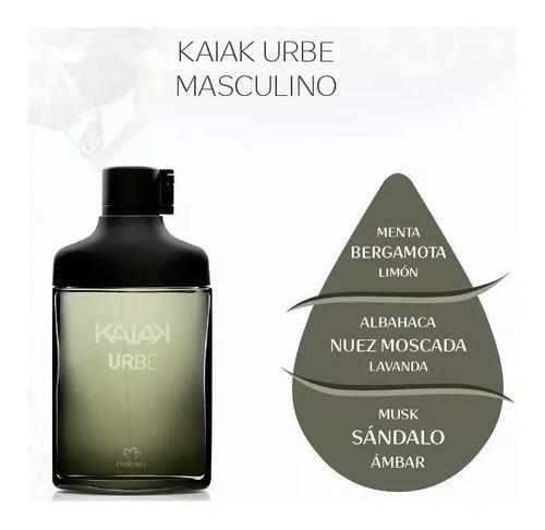 Perfume Kaik Urbe Hombre 100mll
