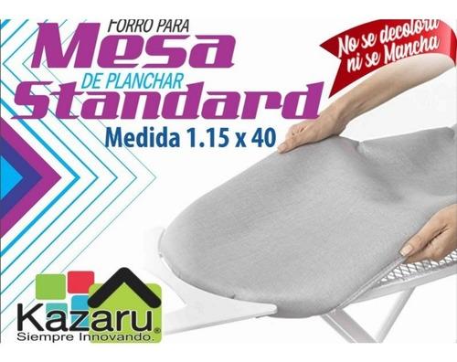 Funda Forro Mesa De Planchar Standard 115 Cms X 40 Cms