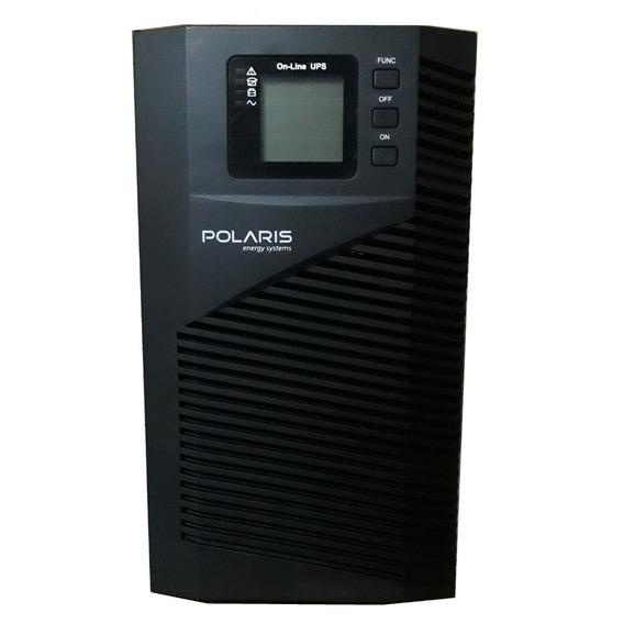 Ups Polaris Tx3000 Online 3000va 3kva S/ Grupo Electrogeno