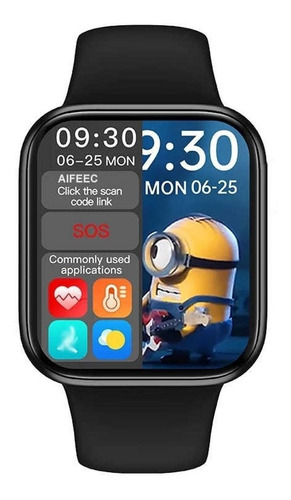 Smartwatch Hw16 (iwo 13 Lite) Série 6 Tela Infinita 44mm