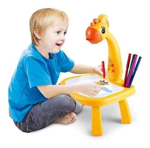 Kids Play Mesa De Desenhos Interativos - Frete Internacional