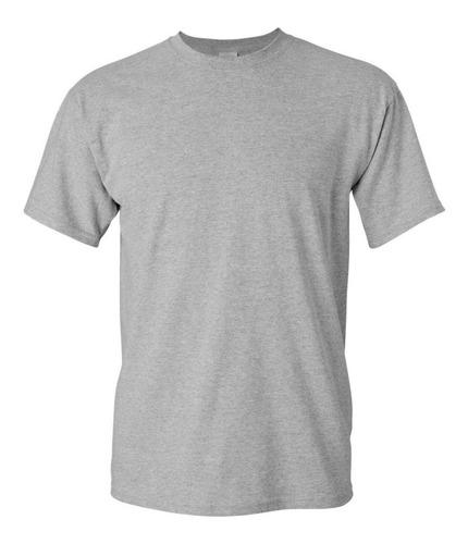 Camiseta Camisa Masculina Plus Size Até G6 Preta Branca E