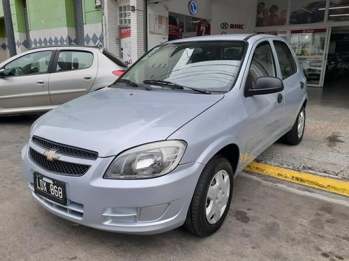 Chevrolet Celta 1.4 Ls+aa 2012 Muy Pocos Km Impecable Estado