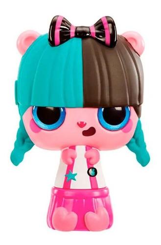 Coleccionable Pop Pop Hair Surprise 3 En 1 Roll