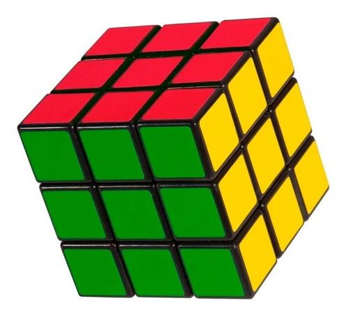 Cubo Mágico Simples Para Iniciantes 3x3 56mm Promoção