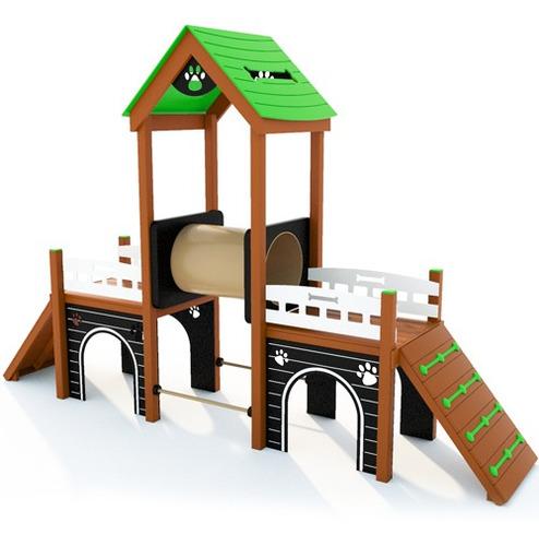 Pet Park Playground Agility