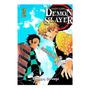 Livro Demon Slayer Kimetsu No Yaiba Volume 03