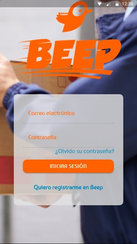 Plataforma Delivery App Android iPhone