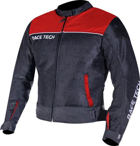 Jaqueta Race Tech Fast Ventilada