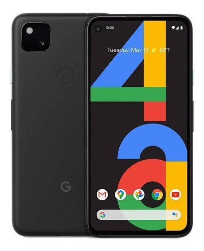 Google Pixel 4a 128 Gb Preto. Novo Lacrado. Pronta Entrega