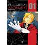 Livro Fullmetal Alchemist Especial Vol. 1
