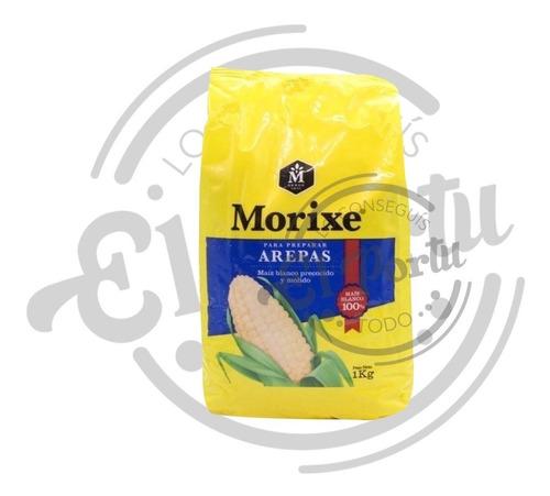 Harina Para Arepas Morixe X 1 Kg. Elportu