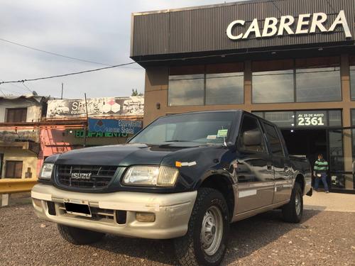 Isuzu Pick-up 2.8 Dlx 4x2 Cabina Doble