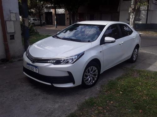 Toyota Corolla Xli 1.8 Caja Automatica Año 2018 Km 28000