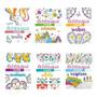 Livros Para Colorir Arteterapia Kit Com 6 Colorir Adulto