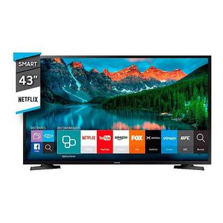 Smart Tv 43 Samsung J5290 Negro