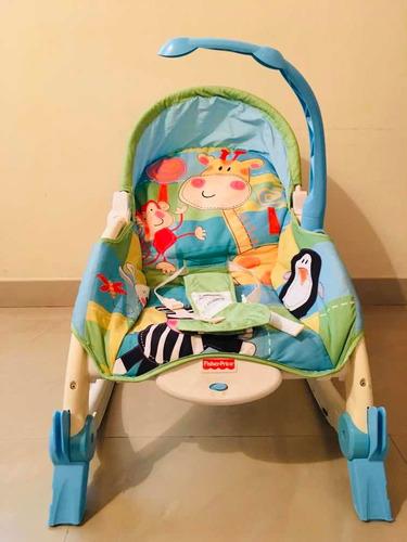 Silla Mesedora Para Bebe