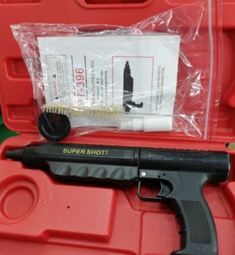Pistola Para Drywall Silencioso Iron Pt 396