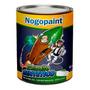 Esmalte Sintetico Brillante 1 Lt Azul Egipcio Nogopaint: