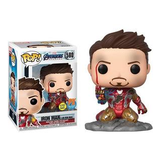 Funko Pop! Marvel I Am Iron Man 580 Px Original En Stock