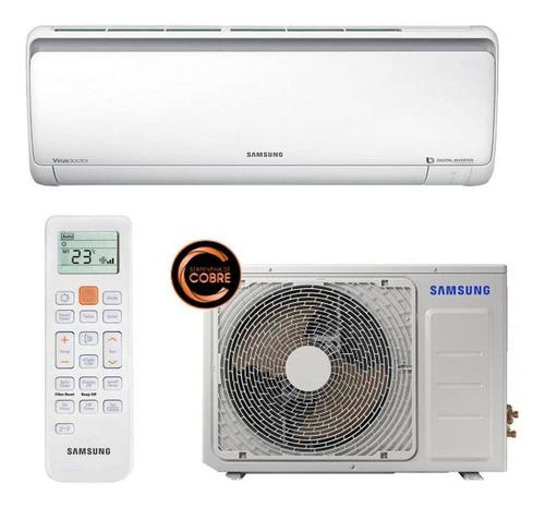 Ar Condicionador Samsung Digital Inverter 24000 Btu Q/f 220v