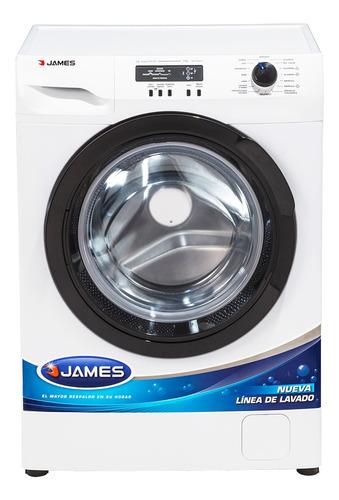 Lavarropas Automático James Lr 6900 Plus Blanco 6kg 220v - 230v