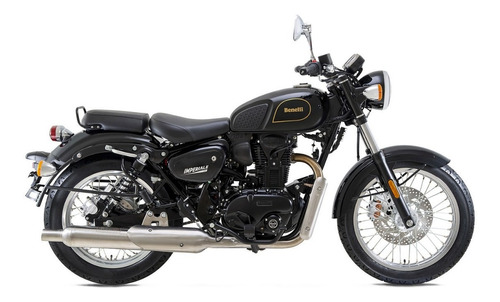 Benelli Imperiale 400 Clasica 0km Moto Delta Tigre