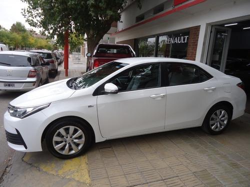 Toyota Corolla Xli 1.8 Mt