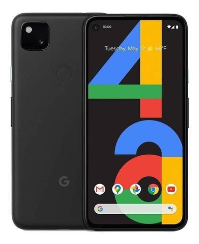Google Pixel 4a 128 Gb Just Black 6 Gb Ram