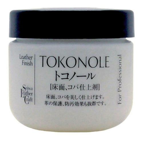 Tokonole, Crema Japonesa Para Cuero.