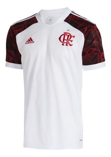 Camisa Flamengo Jogo 2 Mercado Livre adidas 2021