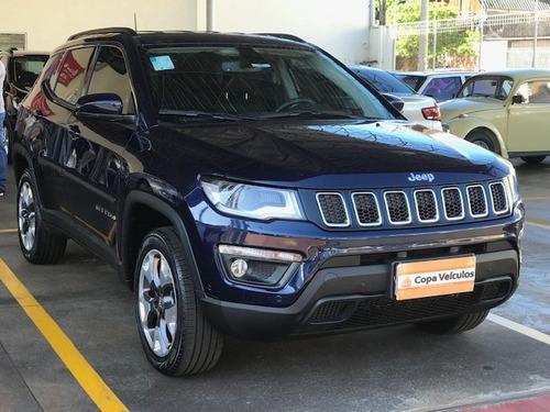 Jeep Compass Longitude 2.0 Azul 2020