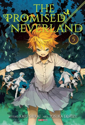 The Promised Neverland - Vol. 05