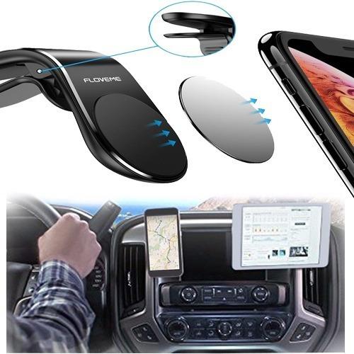 Suporte Celular 360° Automotivo Magnético Imã Veicular Carro