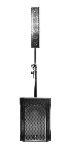 Bocina Alienpro L21 Con Bluetooth Negra 110v