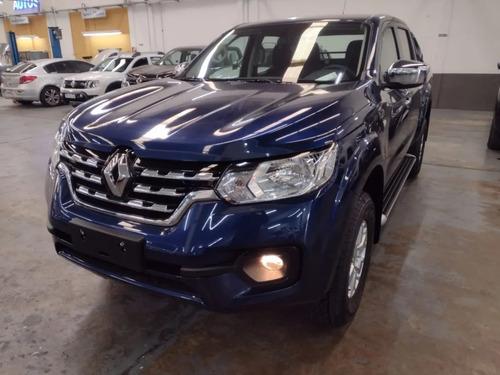 Renault Alaskan 2.3 Intens 4x4 0km 2021