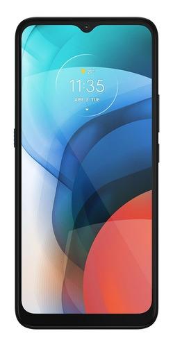 Smartphone Motorola Moto E7 Tela 6.5 64gb 4gb Ram Cinza Meta