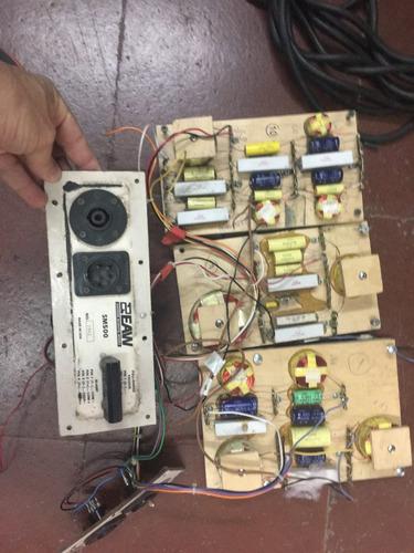Divisores Pasivos Para Monitores Eaw Sm500 Originales